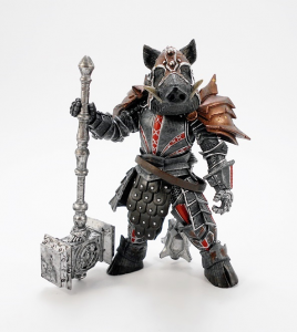 *PREORDER* Mythic Legions - Advent of Decay: BOARRIOR by Four Hourseman
