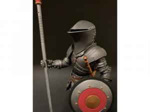 Mythic Legions - Arethyr: RED SHIELD SOLDIER by Four Horsemen Studios