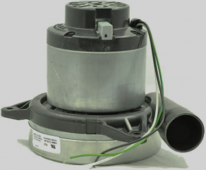 Motore aspirazione LAMB AMETEK per SX40TB sistema aspirazione centralizzata AERTECNICA