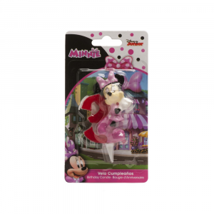 Mickey Minnie ™ nº 3 Birthday Candle