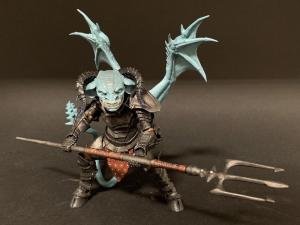 Mythic Legions - Arethyr: MALEPHARR by Four Horsemen Studios