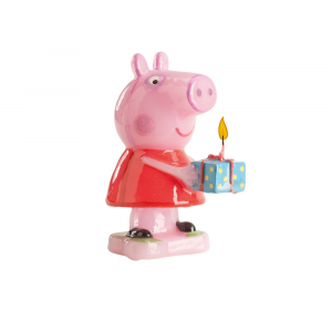 Candelina compleanno Peppa Pig