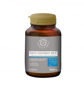 KETO COCONUT MCT 90SOFTGEL