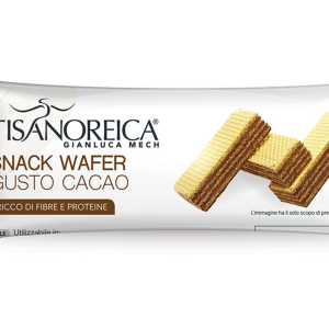 TISANOREICA S SNACK WAFER CACAO