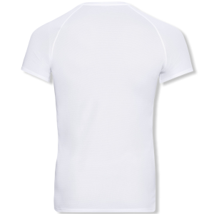 BL TOP CREW NECK S/S ACTIVE F DRY LIGHT - WHITE  CANCELLED SS21