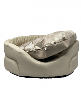 Homerdog - Cuccia con Cuscino in Ecopelle - mis.1
