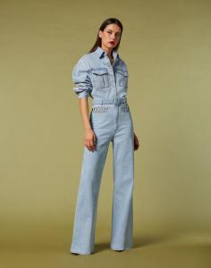Camicia di jeans maria vittoria paolillo