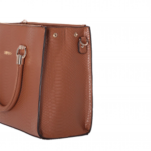 M Satchel double zip