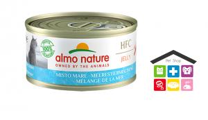 Almo Nature HFC Jelly Misto Mare 0,70g