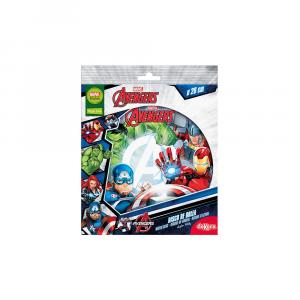 Disco per torta commestibile Avengers