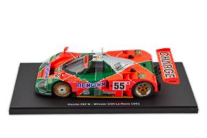 Mazda 787B Winner Le Mans 1991 1/18 Cmr Models