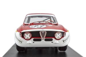 Alfa Romeo Gta 1300 Junior Winner Jarama 1972 Hezemans Van Lennep #33 1/18 Minichamps