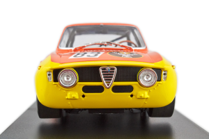 Alfa Romeo Gta 1300 Junior Drm 1972 Jaegermeister #82 Rainer Maschke 1/18 Minichamps