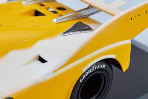 Porsche 917/10 Kauhsen Dr. Heinemann Farewell in the Snow Nurburgring 1973 # 2 1/18 Minichamps