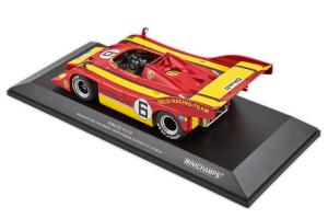 Porsche 917/10 Tim Schenken Winner Interserie Zandvoort #6 1975 1/18 Minichamps