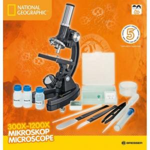 MICROSCOPIO 300X 1200X NG-9118002 GARLANDO