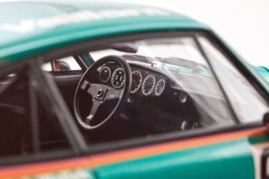 Porsche 934 B. Wollek Winner Norisring Drm 1976 #6 1/18 Minichamps