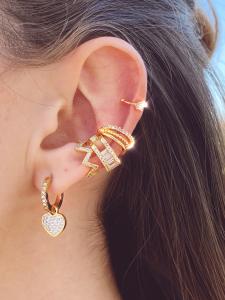 EAR CUFF PUNTO LUCE