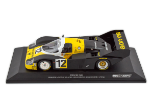 Porsche 956k Schornstein Racing Team Bad Aachen Meri Schornstein #12 Monza 1000km 1984 1/18 Minichamps