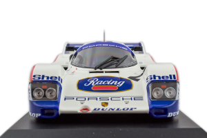 Porsche 962 Porsche AG Stuck Bell Winners 1000 Km Hockenheim 1985 #2 1/18 Minichamps