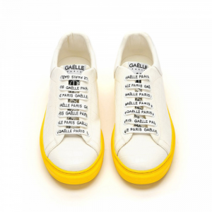 Sneakers Donna Gaelle GBDS2275 GIALLO  -21