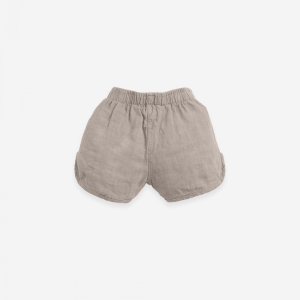 Pantaloncini con cordoncino di juta