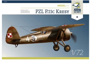 PZL P.11c Kresy