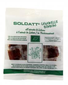 SOLDATT CARAMELLE LICHENE 100G