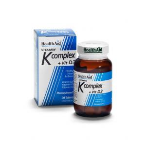 VITAMINA K COMPLEX + VIT. D3