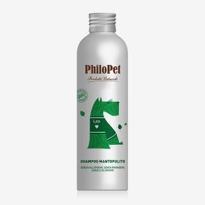 PHILOPET SHAMPOO MANTO PULITO