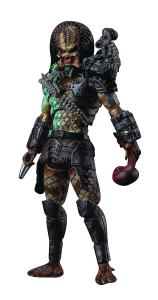 *PREORDER* Predator Previews Exclusive: DAMAGE JUNGLE PREDATOR by Hiya Toys