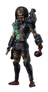 *PREORDER* Predator Previews Exclusive: DAMAGE JUNGLE PREDATOR by Hiya Toys