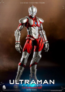 *PREORDER* Ultraman FigZero: ULTRAMAN SUIT ANIME VERSION 1/6 by ThreeZero