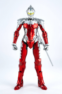 *PREORDER* Ultraman FigZero: ULTRAMAN SUIT  ver.7 ANIME VERSION 1/6 by ThreeZero