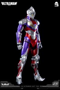 *PREORDER* Ultraman FigZero: ULTRAMAN SUIT TIGA 1/6 ThreeZero