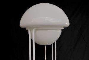 Lampada vintage a doppio stelo