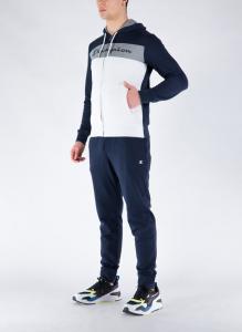 Completo di Tuta Champion - Uomo Full Zip Blu