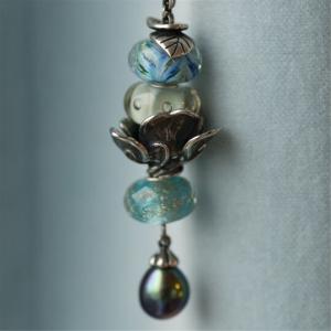 Trollbeads beads, Pendente Fiore Delicato