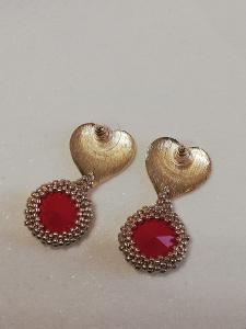 Handmade earrings creations