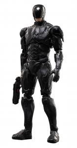 *PREORDER* Robocop 2014 Exquisite: ROBOCOP BLACK by Hiya Toys