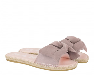 Sandals with Bow - MANEBI