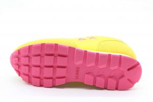 SUN68 Donna sneakers giallo