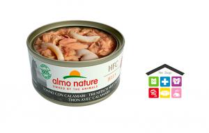 Almo Nature HFC Jelly Tonno Con Calamari 0,70g