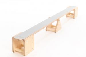 Wooden Balance Beam - Bilanciere in legno