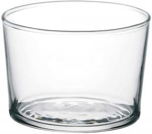 Set 12 pz Bicchiere mini in vetro Bodega 22,5 cl cm.5,9h diam.8,2