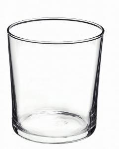 Set 3 pz Bicchiere medio in vetro Bodega 35,5 cl cm.9h diam.8,5