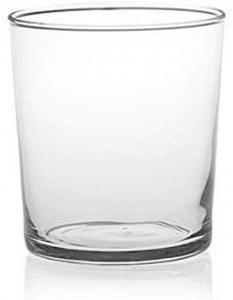Set 12 pz Bicchiere medio in vetro Bodega 35,5 cl cm.9h diam.8,5
