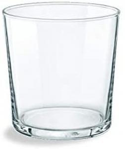 Set 36 pz Bicchiere medio in vetro Bodega 35,5 cl cm.9h diam.8,8