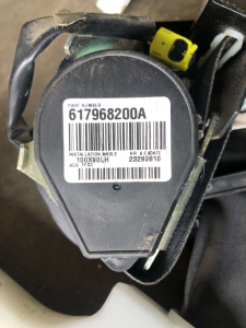 kit air bag usato Nissan Juke anni 2010>2018<