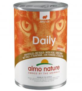 Almo Nature - Daily Cat - Adult - 400g x 6 lattine